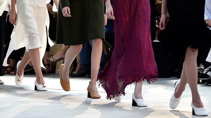 Celine jiffy shoe