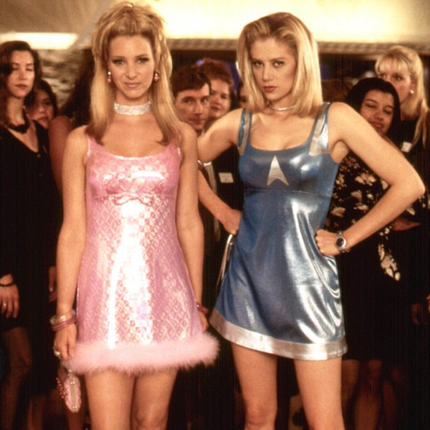 <strong>Romy White and Michele Weinberger from <em>Romy And Michele's High School Reunion</em>:</strong><br> Tell lots of lies.