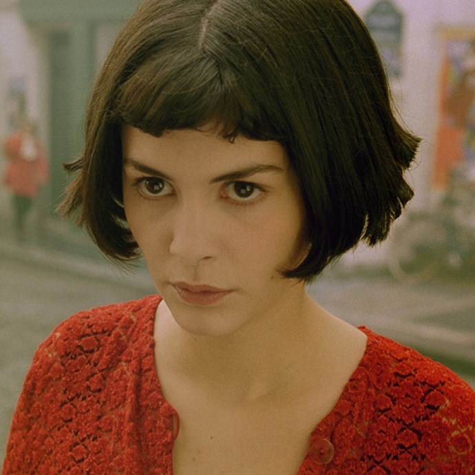 <strong>Amélie Poulain from <em>Amélie</em>:</strong><br> A great excuse not to have to talk to that really annoying guy at the party.