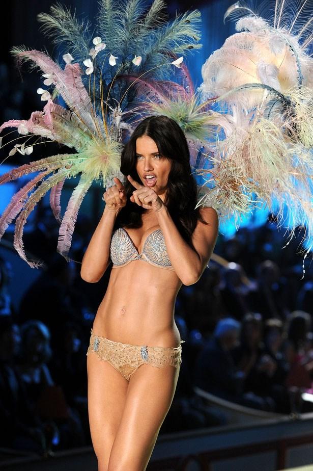 Year: 2010 <br><br> Model: Adriana Lima <br><br> Bra: Bombshell Fantasy Bra <br><br> Cost: $2 million
