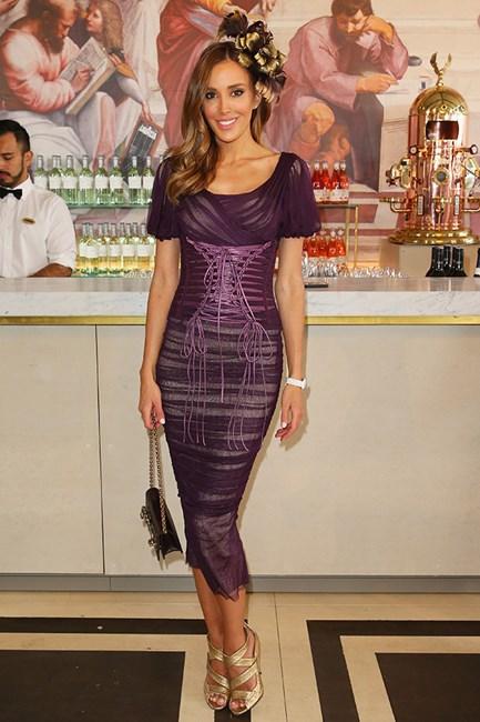 Cup Celebrity Fashion 2014