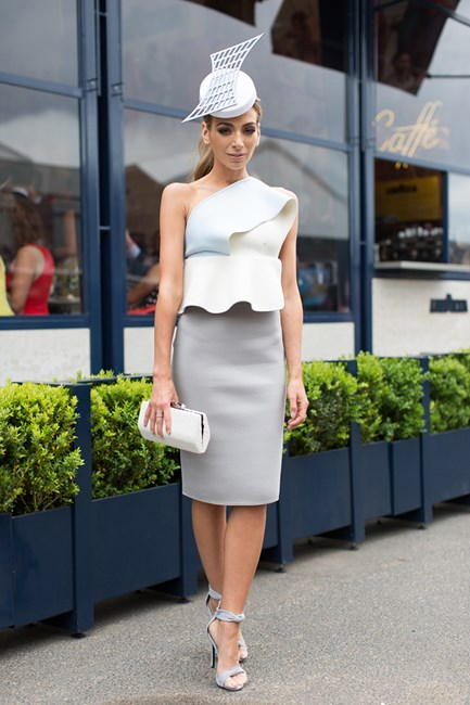 Nardia Bartel at the Melbourne Cup 2014