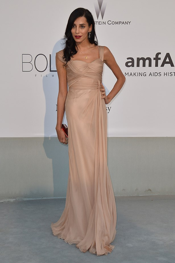 Lea opted for old school Hollywood glamour for the Cannes Film Festival in May.