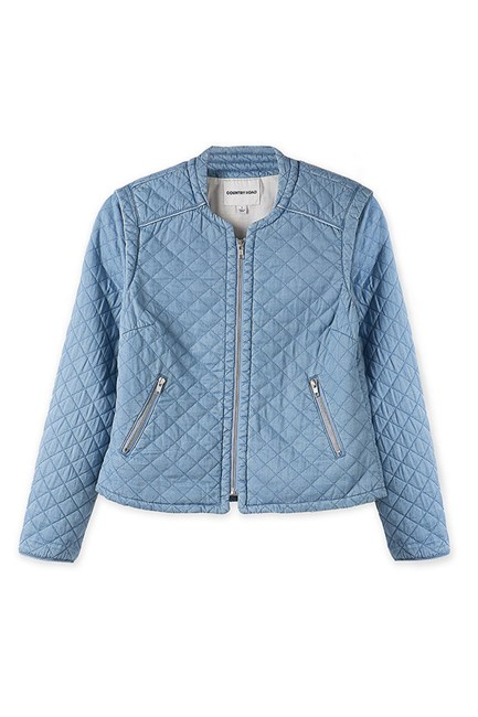 Jacket, $179, Country Road, countryroad.com.au