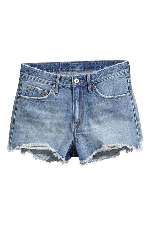 """Shorts, $29.95, H&M, <a href=""""http://www.hm.com/au/product/26452?article=26452-A """">hm.com/au</a>"""