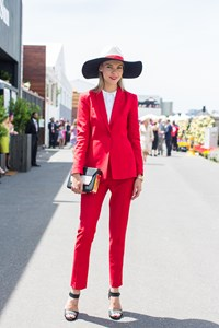 ELLE EDIT: best dressed at Oaks Day 2014