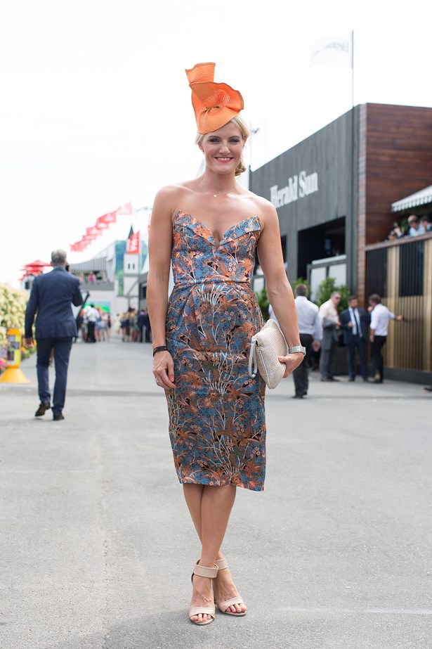 Name: Ash Good <br> Event: Stakes Day 2014 <br> Location: Melbourne <br> Image: Liz Mcleish of Streetsmith.com.au