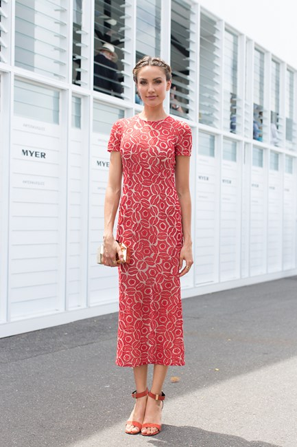 Racheal Finch at Emirates Stakes Day 2014