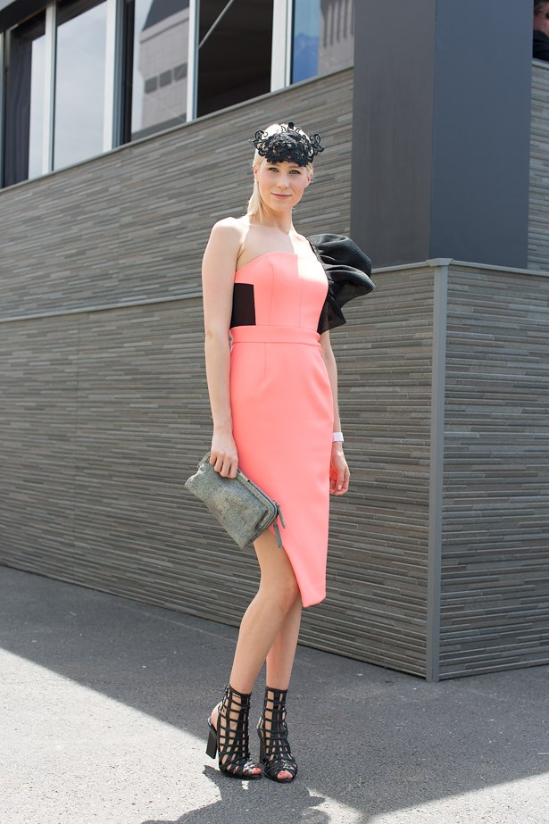 Name: Zoe Demkiw <br> Event: Emirates Stakes Day 2014 <br> Location: Melbourne <br> Image: Liz Mcleish of Streetsmith.com.au