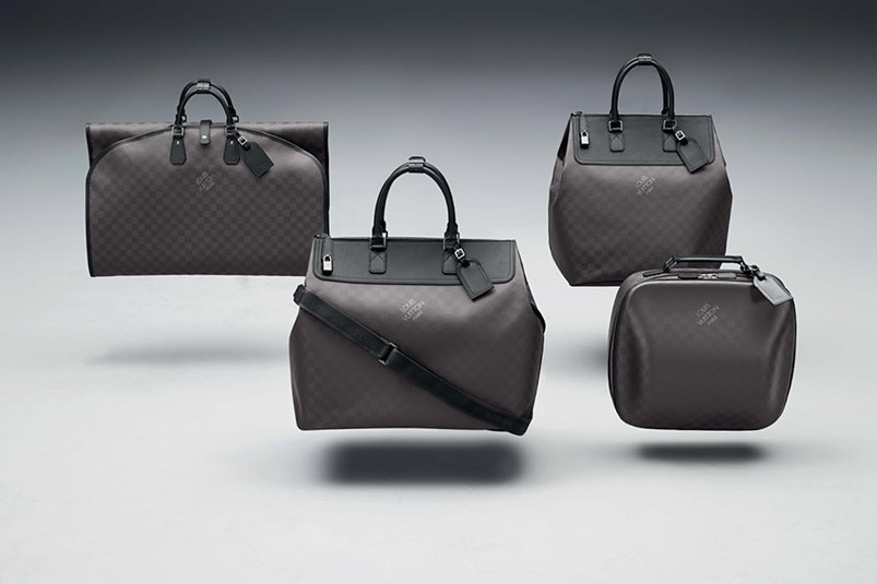 Louis Vuitton's BMW i8 luggage range
