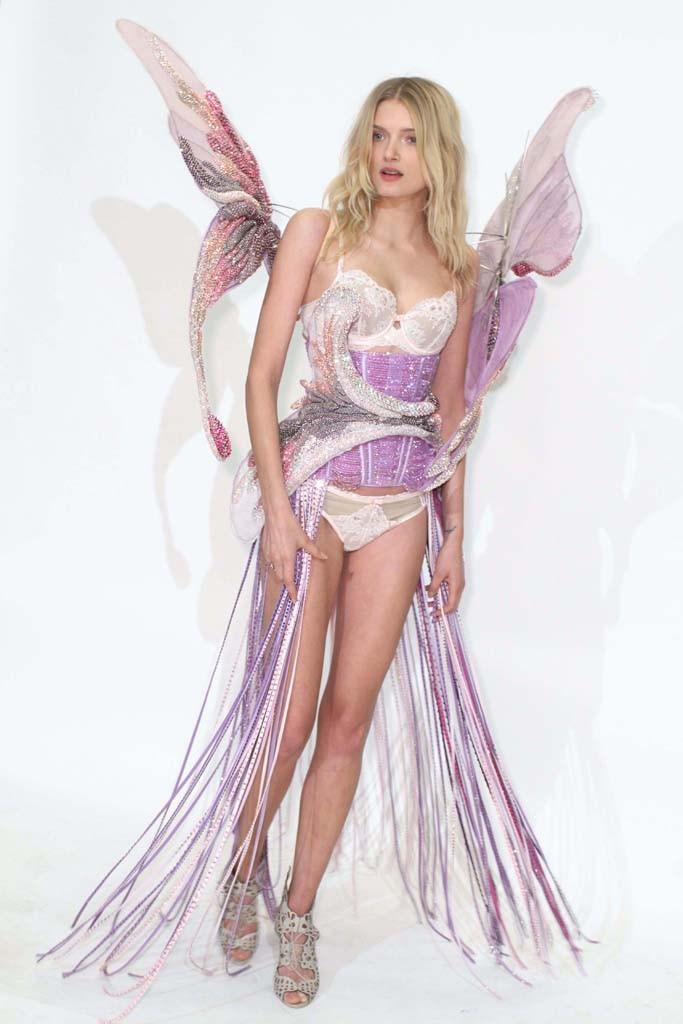 Lily Donaldson Victoria's Secret