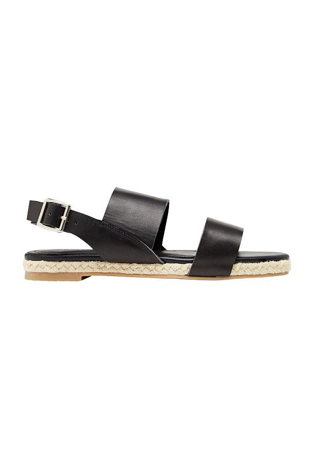 "Sandal, $99.95, Seed, <a href=""http://www.seedheritage.com/new-arrivals/emily-two-strap-sandal/w1/i11669992_1001342/"">seedheritage.com</a>"