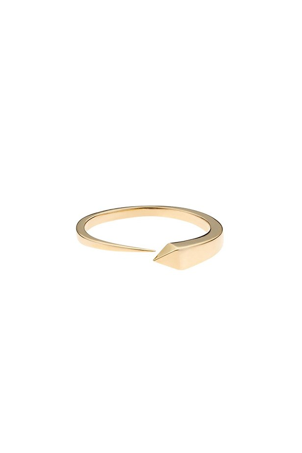 "Ring, $465, Tilda Beihn, <a href=""http://www.matchesfashion.com/product/1007251 "">matchesfashion.com.au</a>"