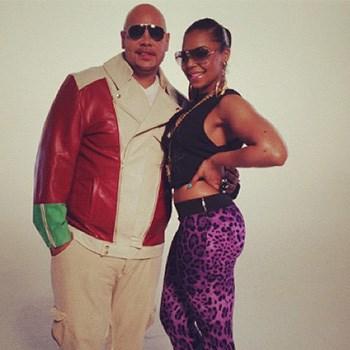 Fat Joe f.t Ashanti- What's Luv