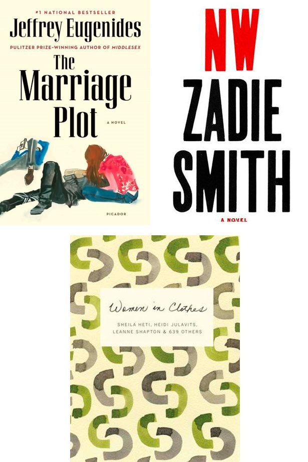 "Lena Dunham's <a href=""http://www.strandbooks.com/authors-bookshelf-lena-dunham/"">bookshelf</a>: You've read her biography, now try some of her recommendations (The Marriage Plot and NW are two of our favourites)."