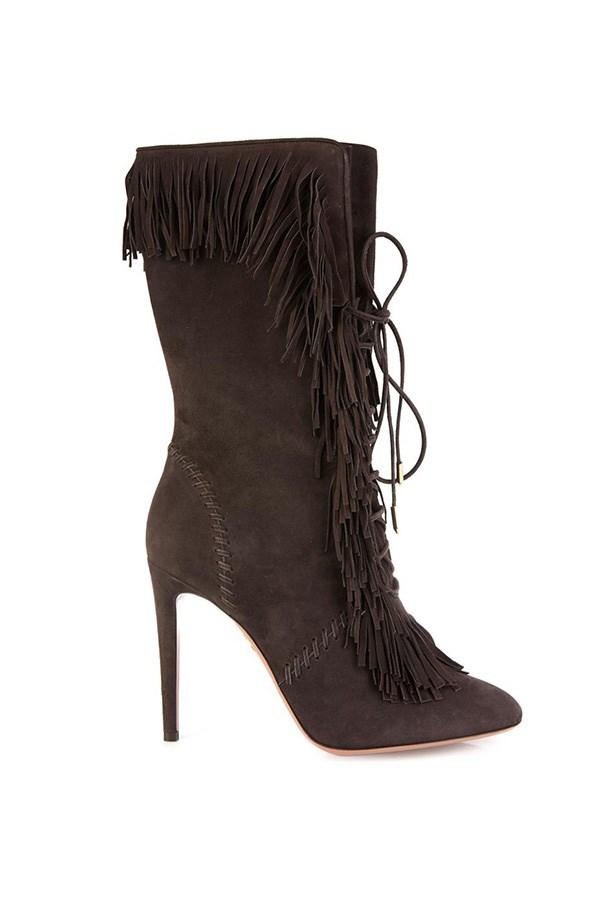 "Boots, $1396, Aquazurra, <a href=""http://www.matchesfashion.com/product/208029 "">matchesfashion.com</a>"