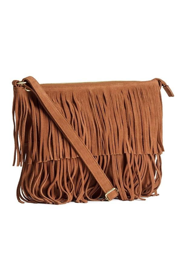 """Bag, $59.95, H&M, <a href=""""http://www.hm.com/au/product/28106?article=28106-A"""">hm.com/au</a>"""