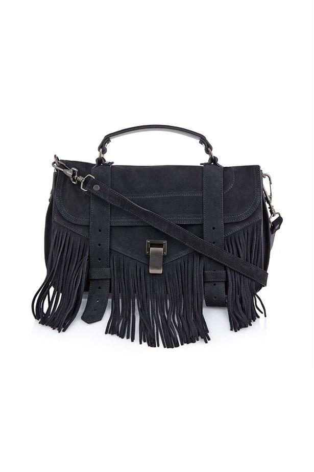 "Bag, $2155, Proenza Schouler, <a href=""http://www.matchesfashion.com/product/1006844 "">matchesfashion.com</a>"
