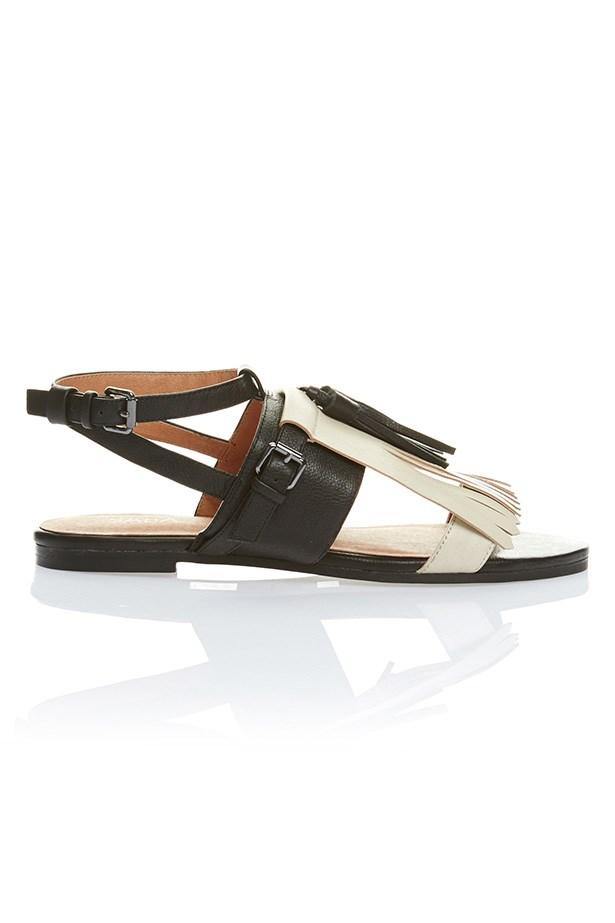 "Sandals, $190, Saba, <a href=""http://www.saba.com.au/liv-sandal-9321143756441.html#start=5 "">saba.com.au</a>"