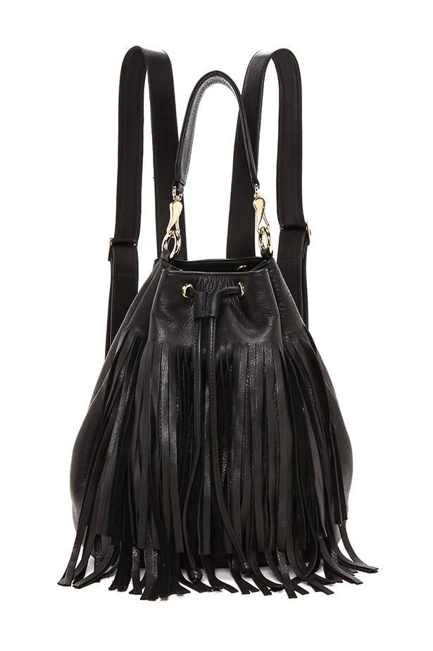 "Backpack, $534, B-Low The Belt, <a href=""http://www.shopbop.com/weekender-fringe-backpack-b-low/vp/v=1/1528115483.htm?fm=search-viewall-shopbysize"">shopbop.com</a>"