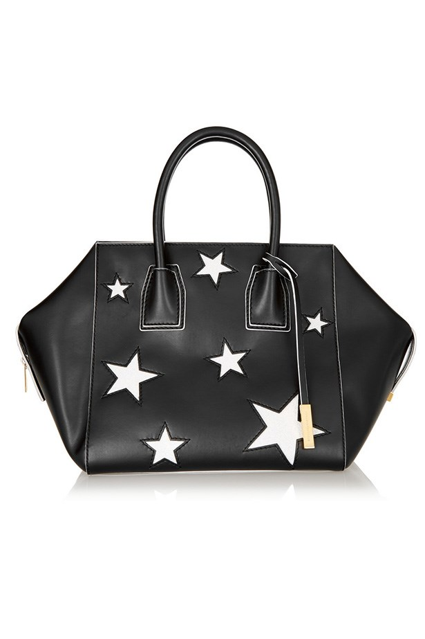 "Bag, $1745, Stella McCartney, <a href=""http://www.net-a-porter.com/au/en/product/508084"">net-a-porter.com</a>"