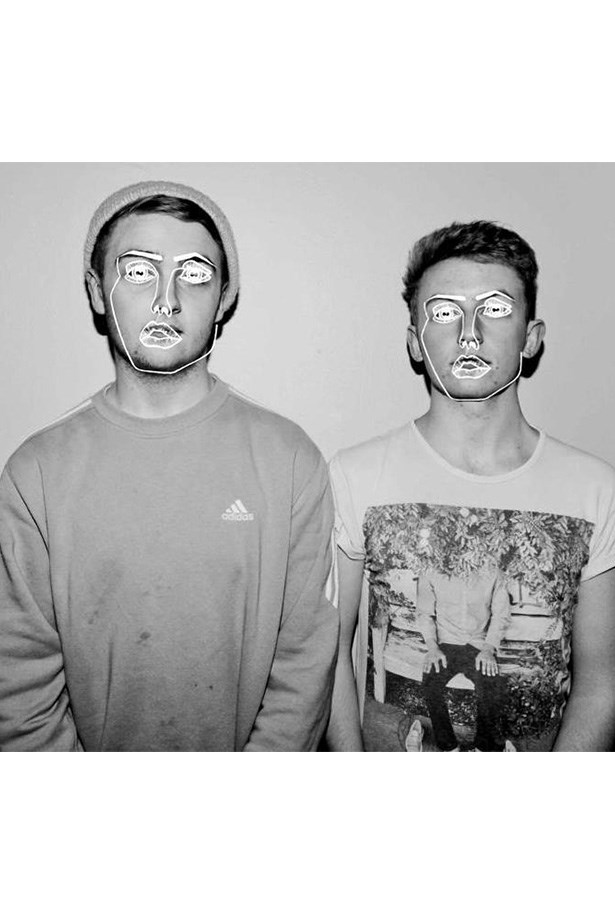'White Noise (feat. AlunaGeorge)' by Disclosure