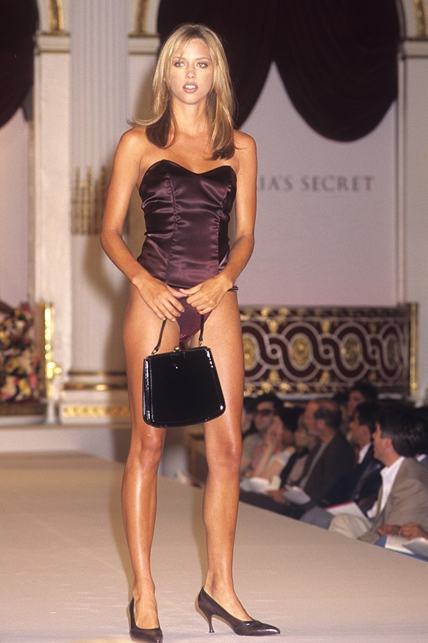 The 1995 Victoria's Secret show held at the New York Plaza Hotel