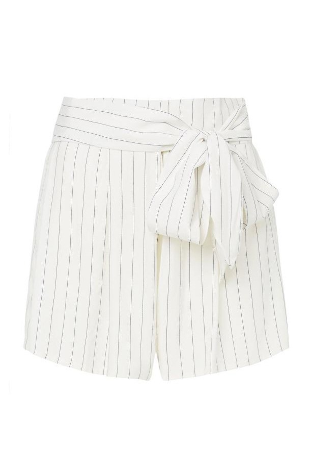 "Shorts, $89.95, Seed, <a href=""http://www.seedheritage.com/new-arrivals/stripe-short/w1/i11788511_1001285/ "">seedheritage.com</a>"