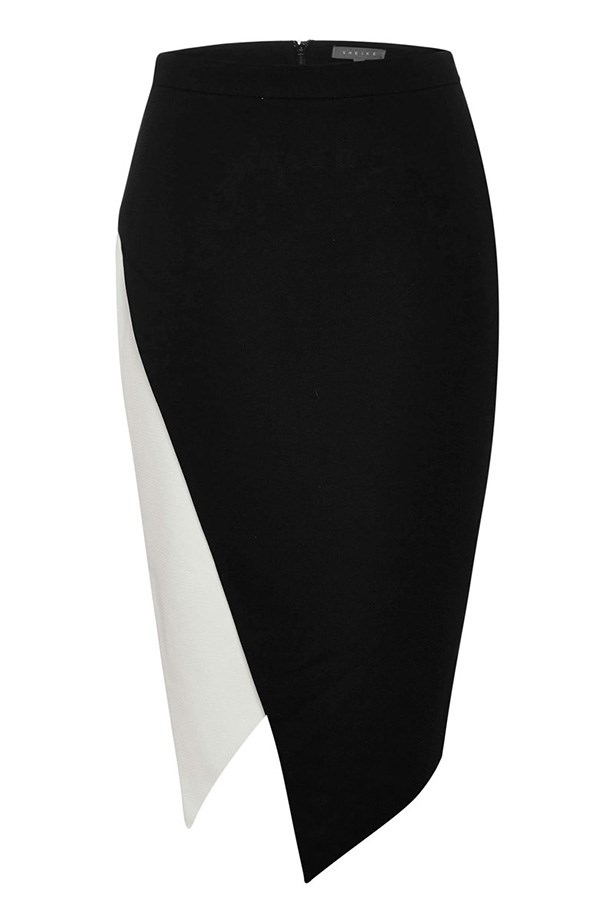 "Skirt, $89.95, Sheike, <a href=""http://www.sheike.com.au/new-arrivals/FREELANCE-SKIRT-27569"">sheike.com.au </a>"