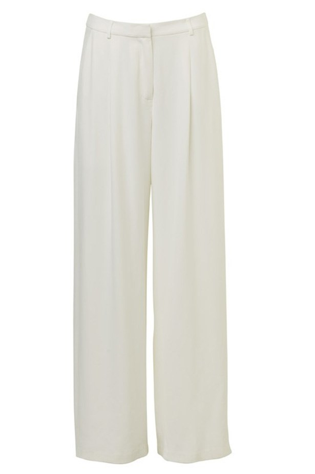"Pants, $99.95, Sportsgirl, <a href=""http://www.sportsgirl.com.au/wide-leg-pant-off-white "">sportsgirl.com.au </a>"