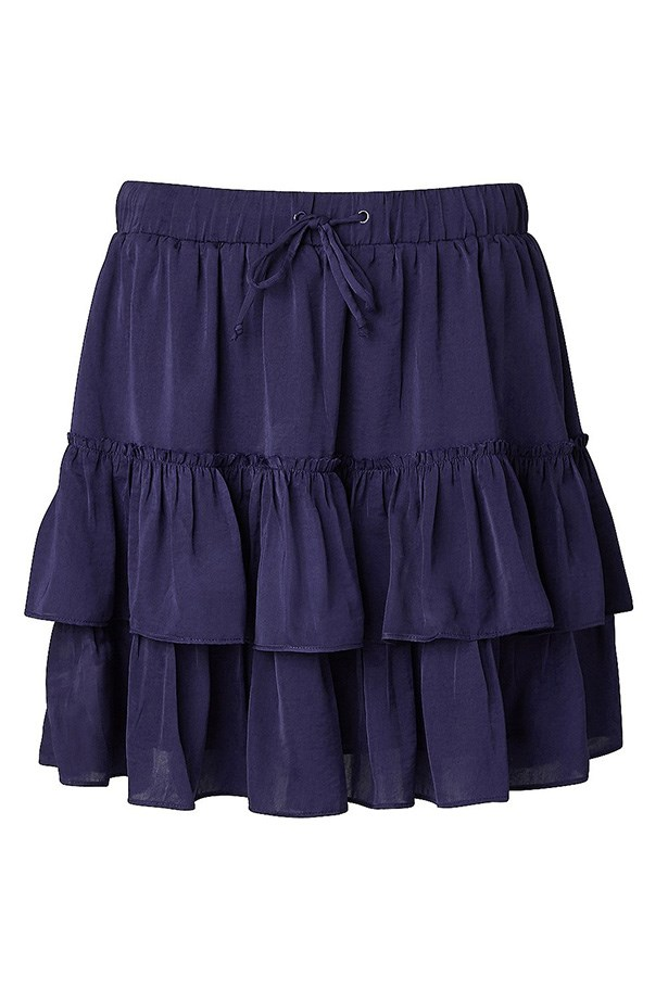"Skirt, $89.95, Witchery, <a href=""http://www.witchery.com.au/shop/new-in/woman/60175055/Tiered-Mini-Skirt.html"">witchery.com.au</a>"