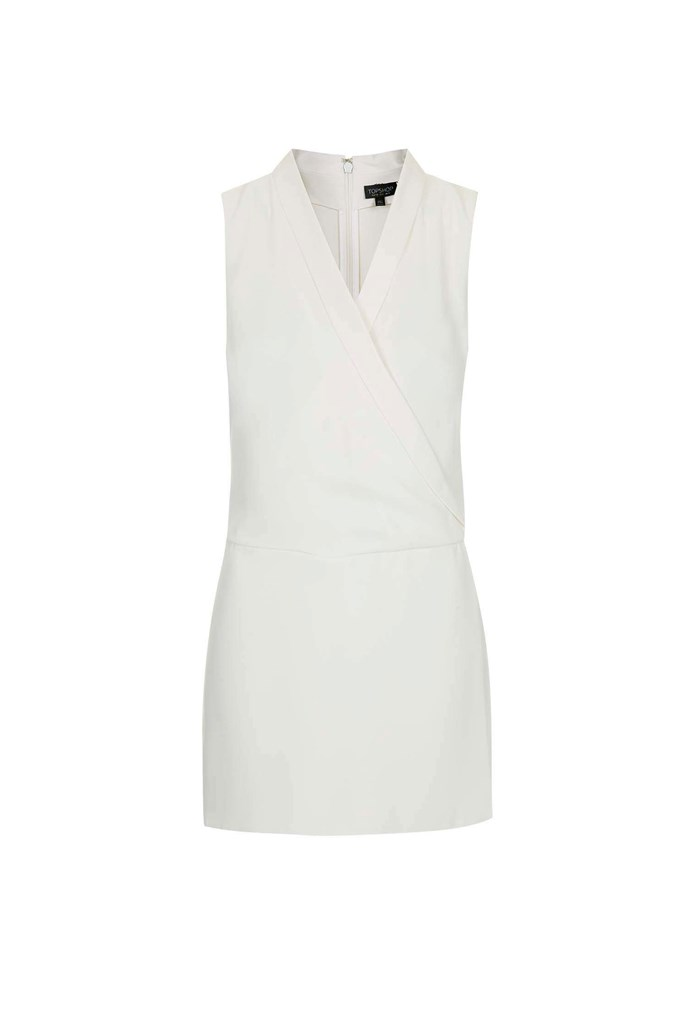 "Playsuit, approx. $92, Topshop, t<a href=""http://www.topshop.com/en/tsuk/product/clothing-427/playsuits-jumpsuits-2159081/tuxe-skort-playsuit-3637369?bi=1&ps=20"">opshop.com</a>"