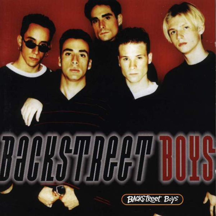 'Backstreet Back' by Backstreet Boys