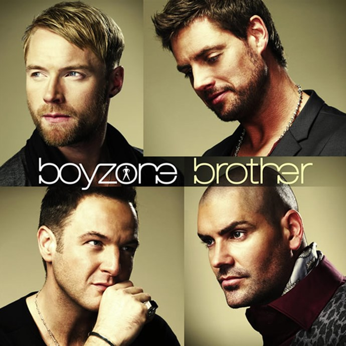 'Gave it all Away' - Boyzone
