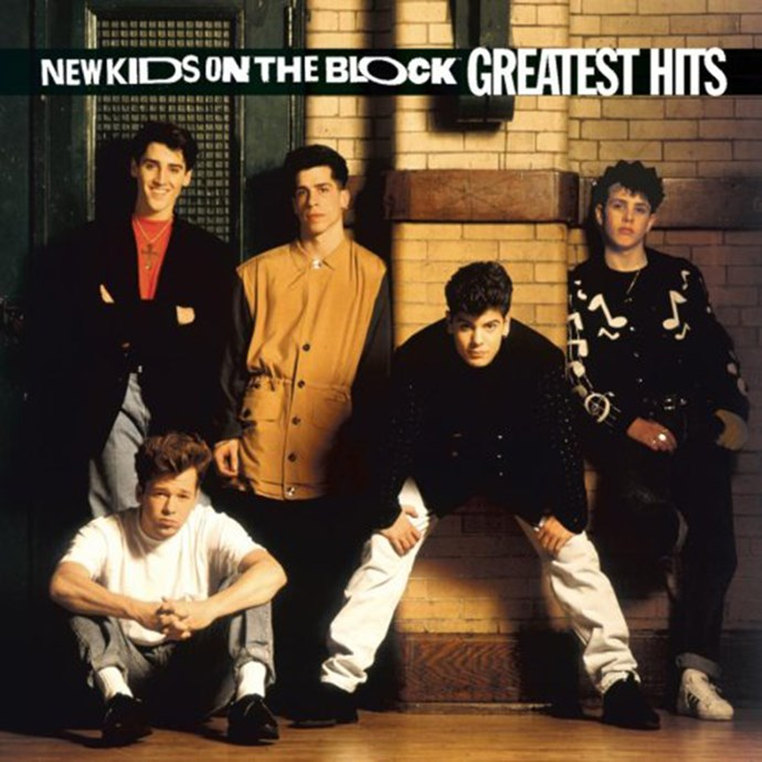 'Step by Step' by New Kids on the Block