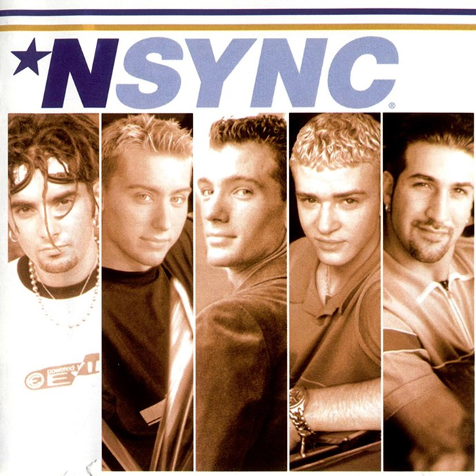 'Girlfriend'- *Nsync