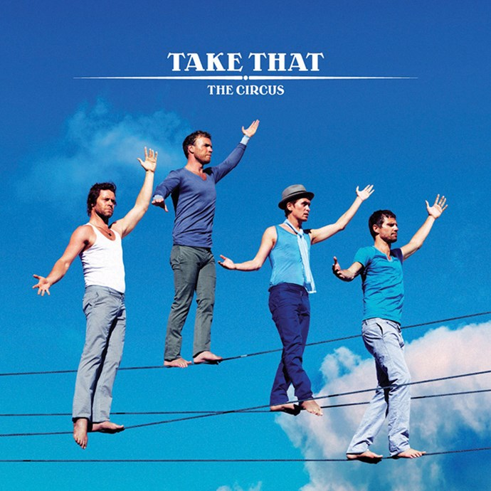 'Greatest Day' by Take That