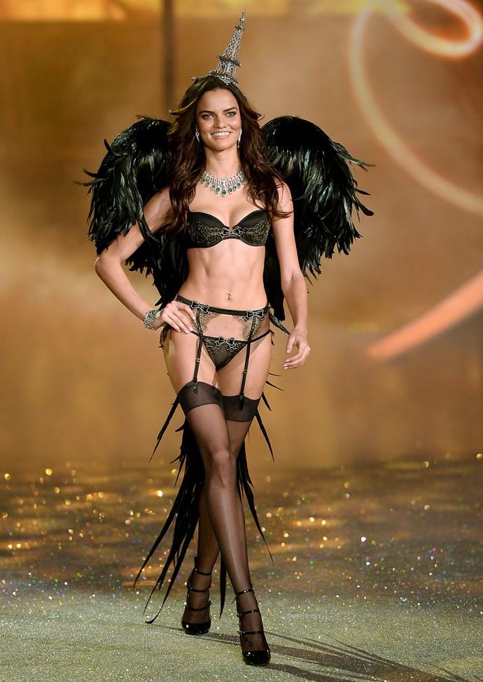 Model: Barbara Fialho