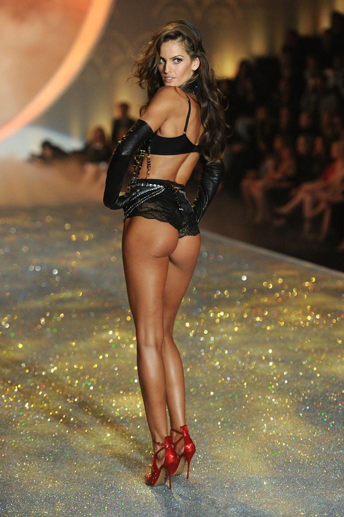 Model: Izabel Goulart