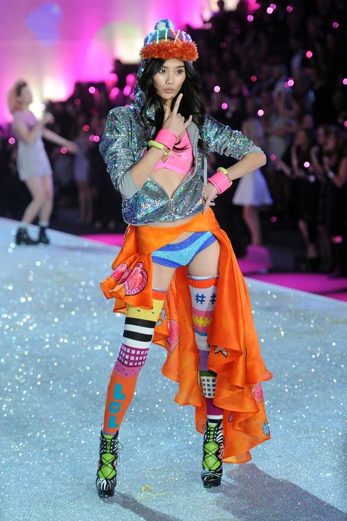 Model: Ming Xi