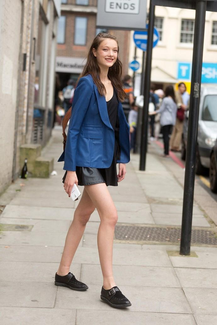 Model: Yumi Lambert