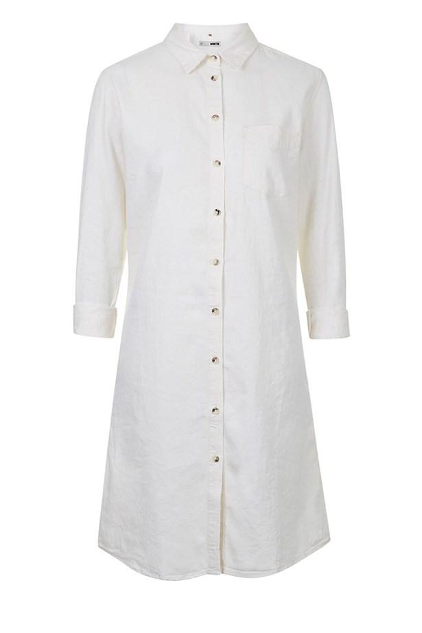 "Dress, $80, Top Shop, <a href=""http://www.topshop.com/en/tsuk/product/new-in-this-week-2169932/new-in-this-week-493/dresses-3123078/moto-loose-fit-shirt-dress-3739864?refinements=category~%5b208503%7c277012%5d&bi=1&ps=200"">topshop.com</a>"