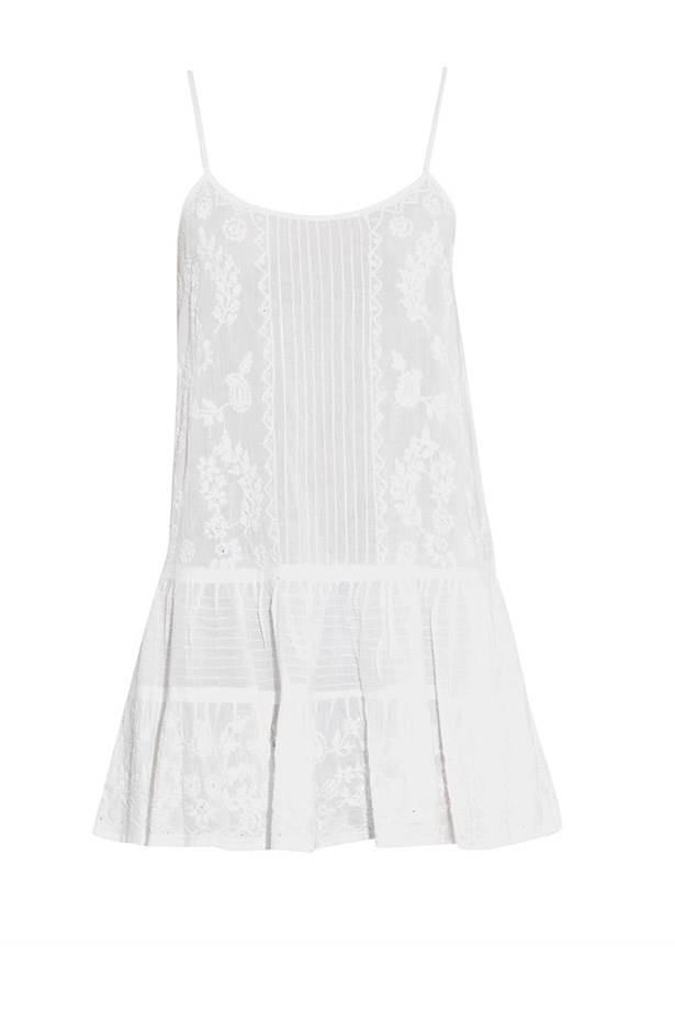 "Dress, $297, Juliet Dunn, <a href=""http://www.matchesfashion.com/product/1005950"">matchesfashion.com</a>"