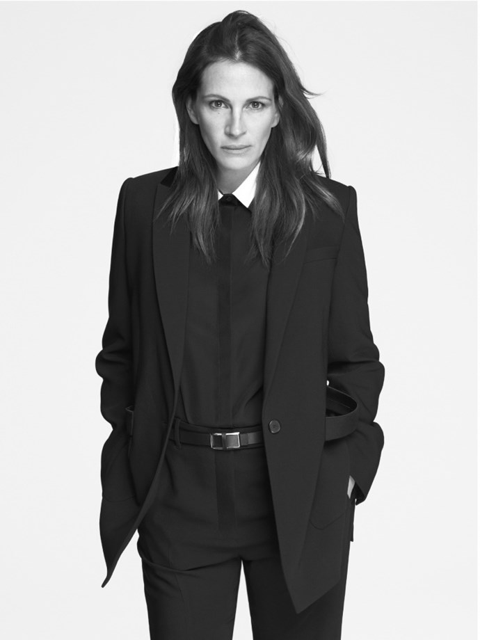 Julia Roberts stars in Givenchy's SS15 campaign