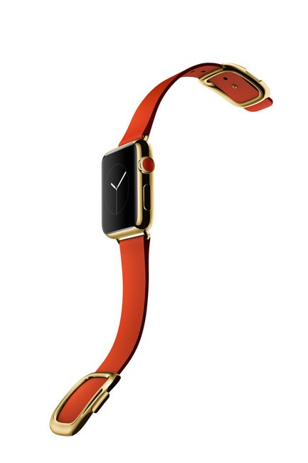 """<strong>Apple Watch </strong> The Apple watch needs absolutely no introduction: it's like your iPhone but a watch. Duh!<br><br> <strong>The design:</strong> Coming with bands made from stainless steel or black, pop-color rubber or luxe leathers, the designs of the watch range from classic to sporty to glamorously indulgent. Every watch features a square """"dial"""" giving it that futuristic feel you <em>know</em> you want.<br><br> <strong>The technology:</strong> Whether you're using it to reply to text messages or as a fitness tracker, read a map or flash up your boarding pass, browse photos or listen to music – it literally does anything and everything you've ever wanted. Just ask Siri…<br><br> <strong>On the radar:</strong> <a href=""""https://www.apple.com/watch/"""">apple.com/watch</a>"""