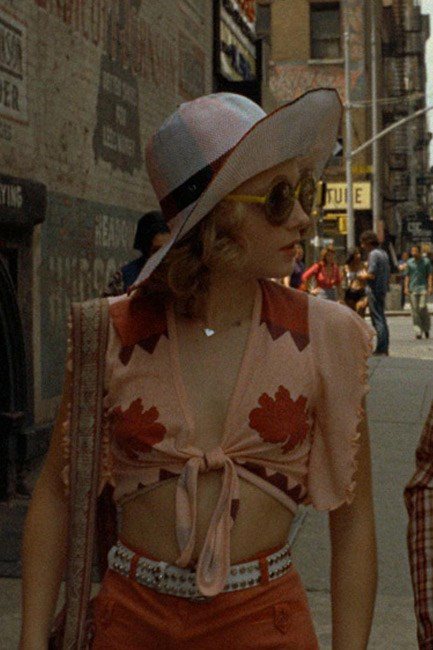 New York street styling: Jodie Foster in <em>Taxi Driver</em> (1976).