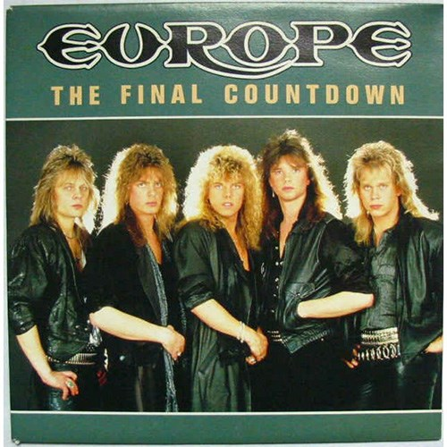 'The final Countdown' by Europe