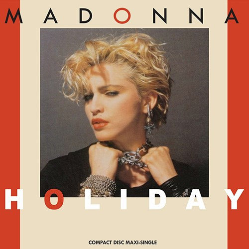'Holiday' by Madonna