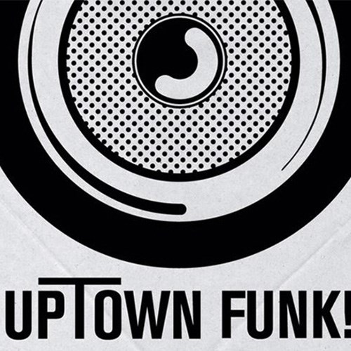 'Uptown Funk' by Mark Ronson feat Bruno Mars