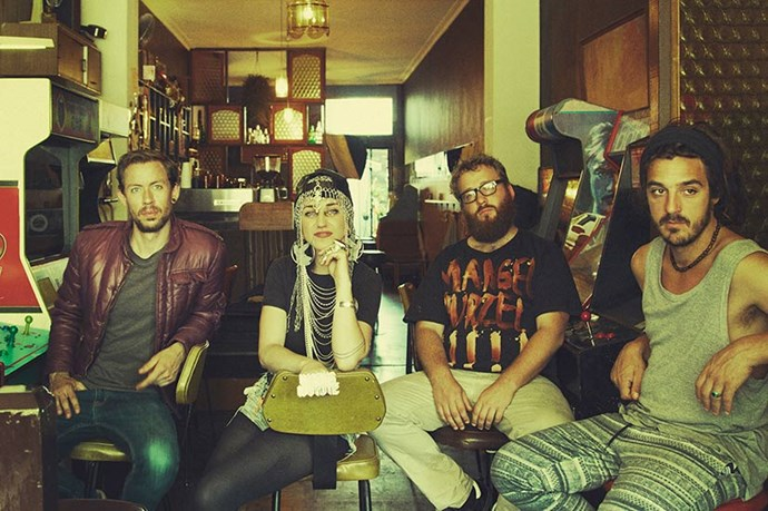 """<strong>Hiatus Kaiyote</strong><BR> Hiatus Kaiyote is a neo-soul quartet that formed in Melbourne. In 2013, they were nominated for a Grammy for Best R&B Performance for their song """"Nakamarra ft Q-tip"""", off their incredible debut longform EP Tawk Tomahawk. They're a huge favourite among artists, with Erykah Badu, Dirty Projectors, Questlove & Tune-Yards all praising their sound."""